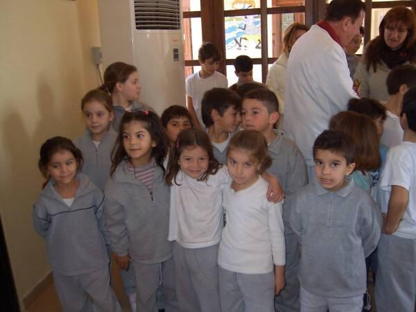 Επίσκεψη Προσκύνημα στο Δημοτικό Σχολείο Ριζοκαρπάσου