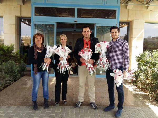 Η Επαρχιακή Επιτροπή ΕΔΕΚ Αμμοχώστου 'τίμησε' γυναίκες της Αμμοχώστου